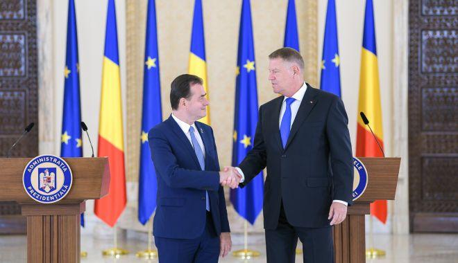 Foto: O nouă întâlnire Iohannis - Orban, la Cotroceni. Alegerile anticipate, pe lista discuțiilor