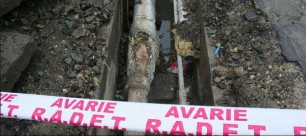 Foto: Fără apă caldă. Ce zone sunt afectate