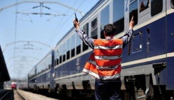Foto: Atenție, călători: GREVĂ LA CFR! Trenuri anulate!