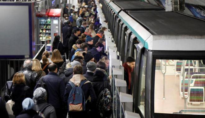Foto: Călătoriți în Franța? Atenție la greva din transporturi!