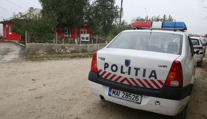 Foto: Acțiune a polițiștilor din cadrul Secției 5 Rurală Cogealac