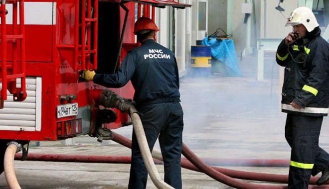 Foto: Muncitori migranți uciși într-un incendiu, în Rusia