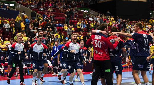 Foto: Norvegia, în semifinalele EHF Euro 2020