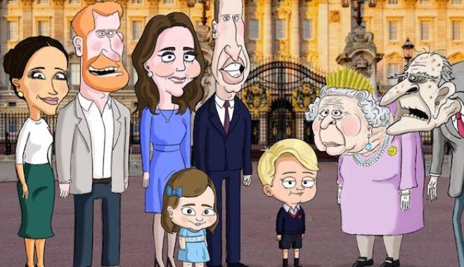 Familia regală britanică, parodiată într-un serial de animație - ddd-1579685350.jpg