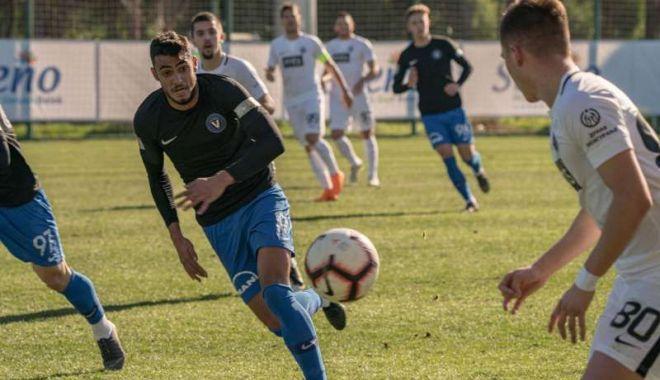 Foto: Viitorul, înfrângere în amicalul cu Partizan Belgrad