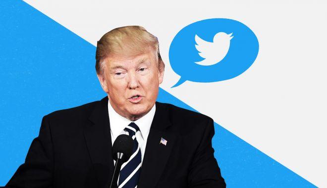 Și-a doborât propriul record! Președintele SUA, hiperactiv pe Twitter - ddd-1579768035.jpg
