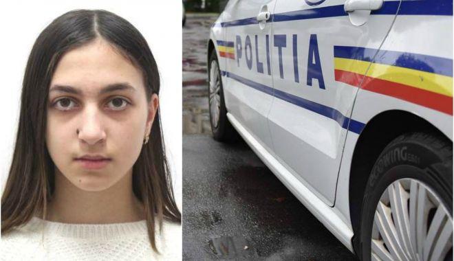 Foto: Copilă FUGITĂ dintr-un centru de plasament din Constanța, căutată de Poliție!