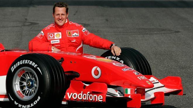 Foto: Poze cu Michael Schumacher, la vânzare. Vezi prețul!