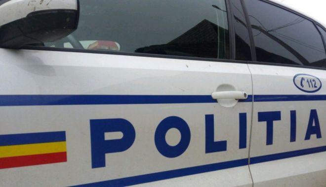 Foto: JAF în Constanța! Hoții au golit o casă de toată aparatura electronică!