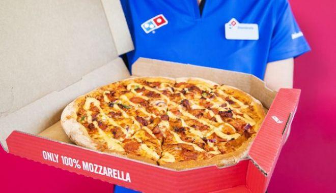 Foto: NU FACEȚI CA EL! Pedeapsă neașteptată pentru un fost curier de pizza. Vezi motivul!