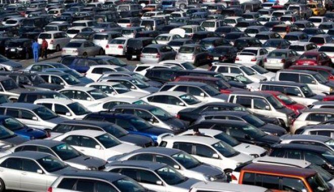 Foto: Parcul auto din România, în creștere! Infrastructura rutieră, deficitară