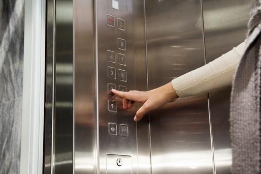 Foto: Agresiune sexuală în lift! Poliția l-a arestat pe suspect