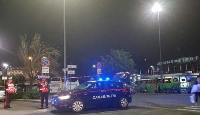 Foto: Român prins la Roma cu un kilogram de marijuana în mașină!