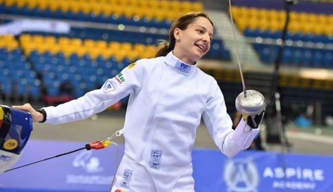 Foto: Succes românesc la Cupa Mondială de spadă de la Doha
