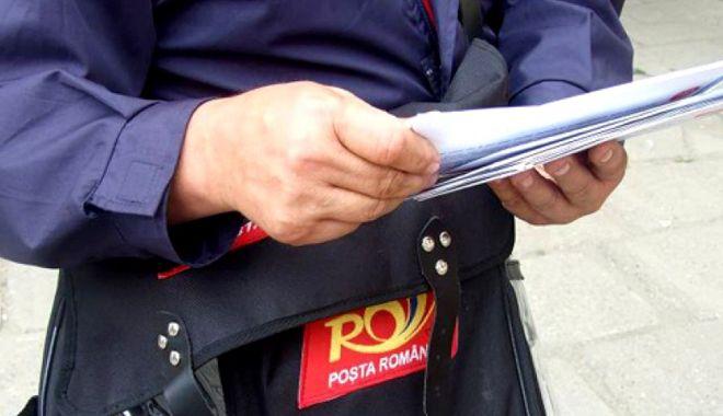 Foto: Poștaș hoț! Și-a însușit pensiile și alocațiile unei comune întregi