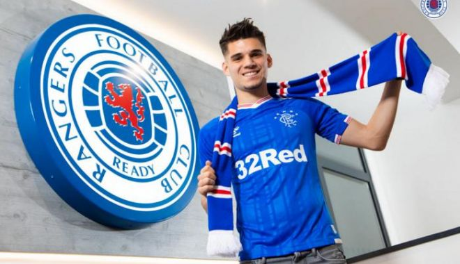 Ianis Hagi a debutat la Glasgow Rangers! - ddd-1580584715.jpg