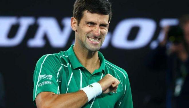 Foto: Succesul la Melbourne i-a adus lui Djokovic șefia în clasamentul ATP
