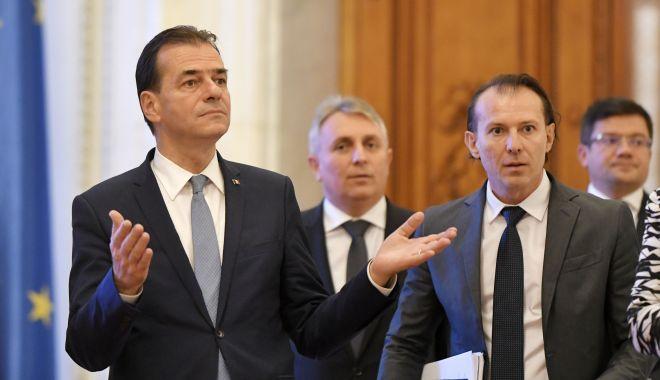 Foto: Ordonanță pentru alegeri anticipate, în vizorul Guvernului Orban