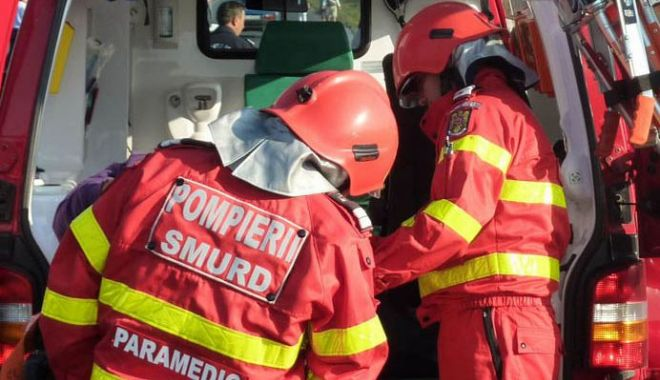 Foto: Farsă la 112! Pompierii, chemați degeaba în acțiune…