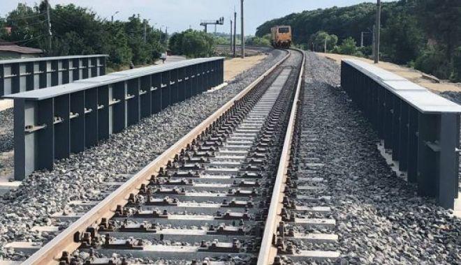Foto: Și-a găsit sfârșitul pe calea ferată…
