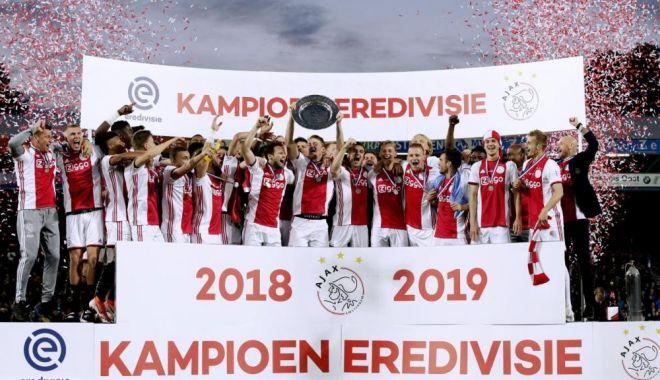Foto: Revoluție în fotbal! Planuri pentru o ligă comună Olanda - Belgia