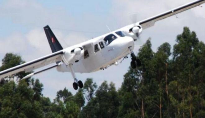 Foto: Accident aviatic în Australia. Norii au fost de vină...