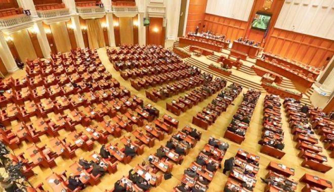 Foto: PSD boicotează votul de învestire a Guvernului Orban II