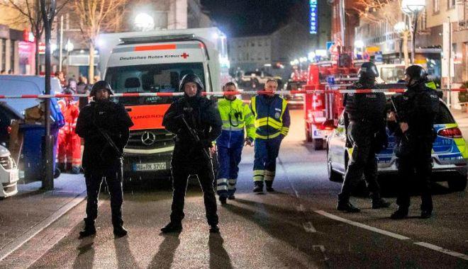 Foto: Un român, printre victimele atacurilor din Germania. Președintele Iohannis a transmis condoleanțe familiei