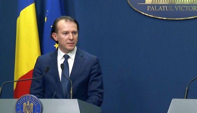 Foto: Florin Cîțu, fost ministru de Finanțe, desemnat noul premier