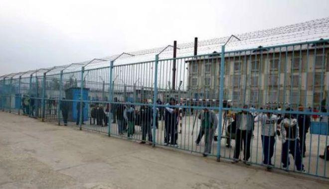 Foto: Infractori trimiși la Penitenciarul Poarta Albă