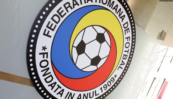 Foto: FRF suspendă competițiile de copii și juniori până la redeschiderea școlilor