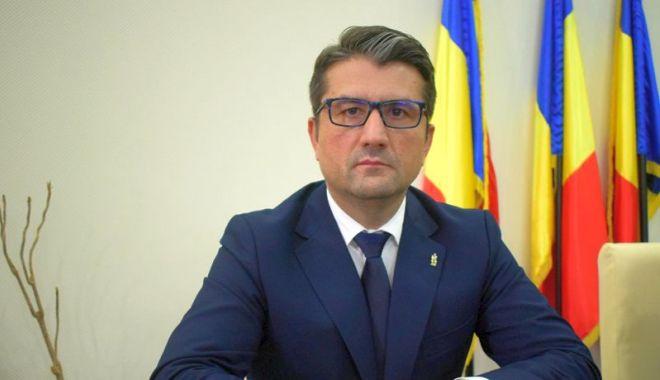 Foto: Primarul Decebal Făgădău a convocat Comitetul Local pentru Situații de Urgență