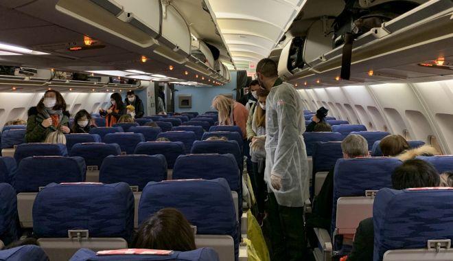 Inconștiență de nescuzat: A venit cu avionul de la Madrid deși era infectat - ddd-1584457964.jpg