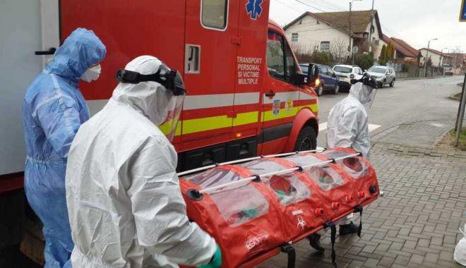 Foto: GCS: Încă șase persoane decedate din cauza coronavirusului