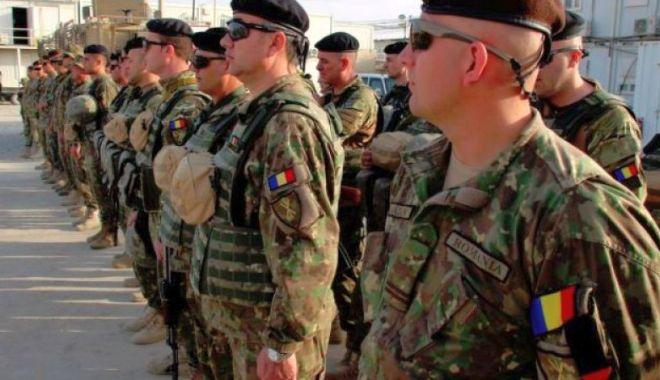Foto: Peste 1.500 de militari au susținut forțele de ordine publică, în țară