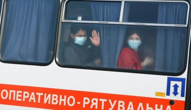 Foto: Primul ucrainean depistat cu coronavirus. A trecut și prin România!