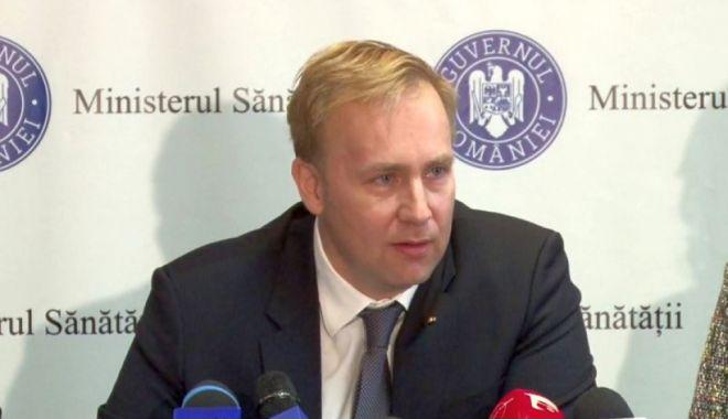 Foto: Ministrul propus al Sănătății promite întăriri pentru lupta cu epidemia de coronavirus