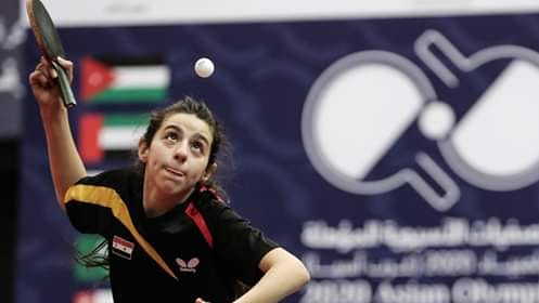 Foto: Jucătoare de 11 ani, calificată la Jocurile Olimpice. A bătut recordul unei românce!