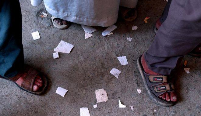 Foto: Pariurile pot duce la crimă! S-a întâmplat în Nigeria