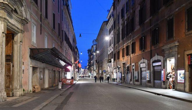 Dragoste în vreme de coronavirus… Român surprins pe străzile din Torino în toiul nopții - dddd-1583997309.jpg