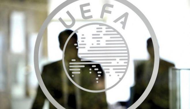 Foto: Meciurile din Champions League și Europa League, suspendate de UEFA