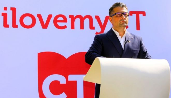 Primarul Decebal Făgădău, la final de mandat.