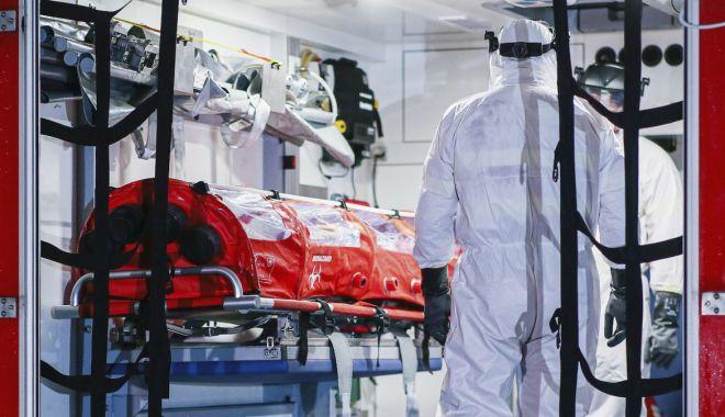 Foto: Noi decese provocate în România de coronavirus. Bilanțul a depășit pragul de 800 de morți