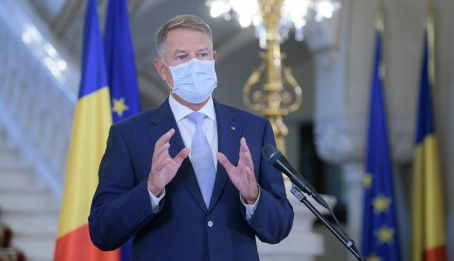 Foto: Klaus Iohannis, atac dur la PSD: Nu caut vinovați, îi cunosc și o să îi arăt cu degetul