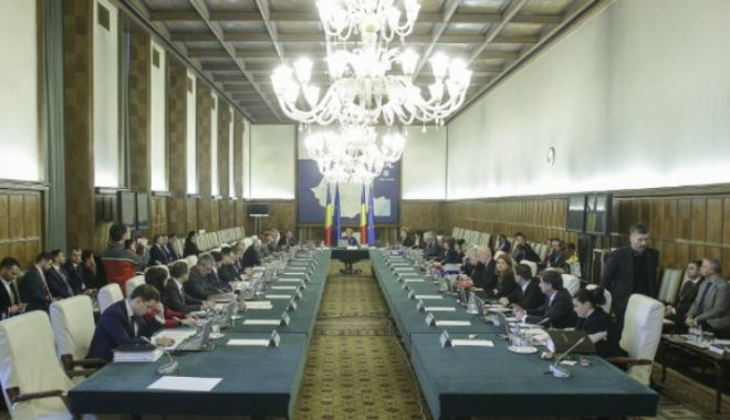 Foto: Guvernul a decis soarta Declarației 600!