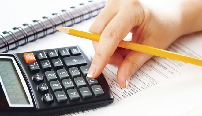 Foto: Declarațiile fiscale se vor depune exclusiv în formă electronică