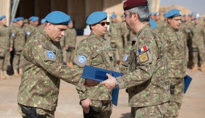Foto: Repatrierea unui militar din Republica Moldova