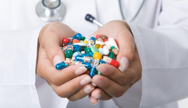 Foto: Medicamentele strict monitorizare de MS vor ajunge în spitale