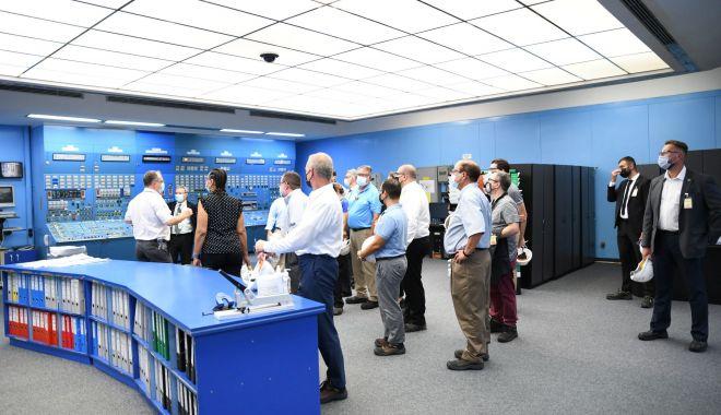Delegaţie americană în vizită de lucru la SN Nuclearelectrica - delegatie3print-1627670157.jpg