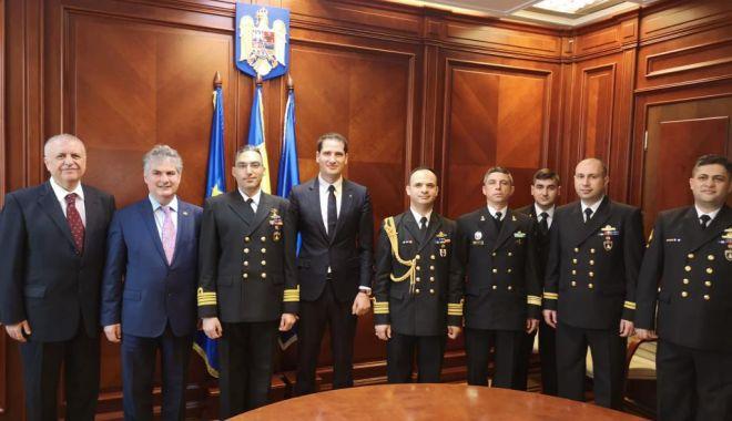 Delegație  din Turcia,  în vizită la  Primăria Constanța - delegatiedinturcia-1556113731.jpg
